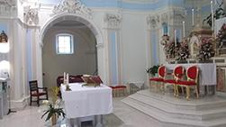 """Presbiterio Sinistro chiamato comunemente """"Altare"""""""